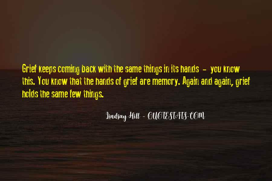 Ex Keeps Coming Back Quotes #850426
