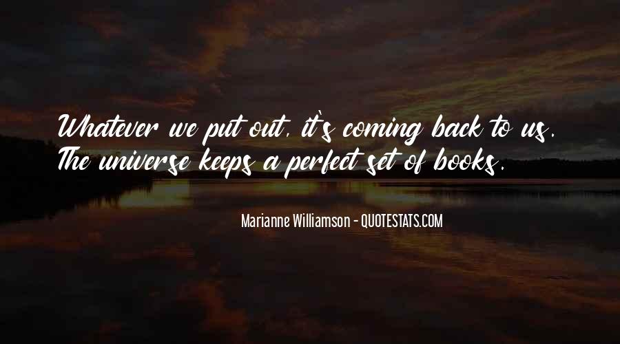 Ex Keeps Coming Back Quotes #959701