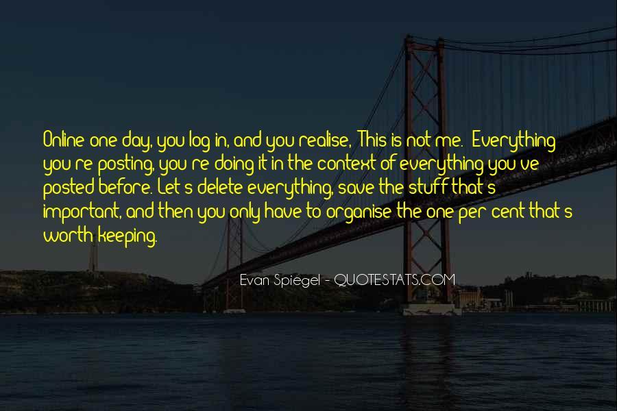 Ex Posting Quotes #419076