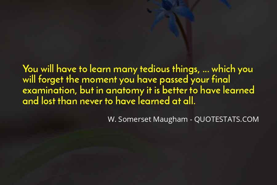 Examination Passed Quotes #506797