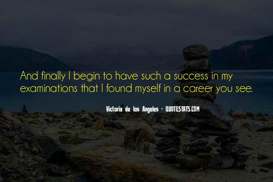 Examinations Success Quotes #12734