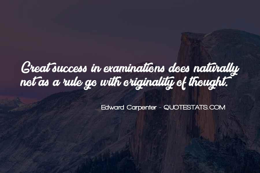 Examinations Success Quotes #838311
