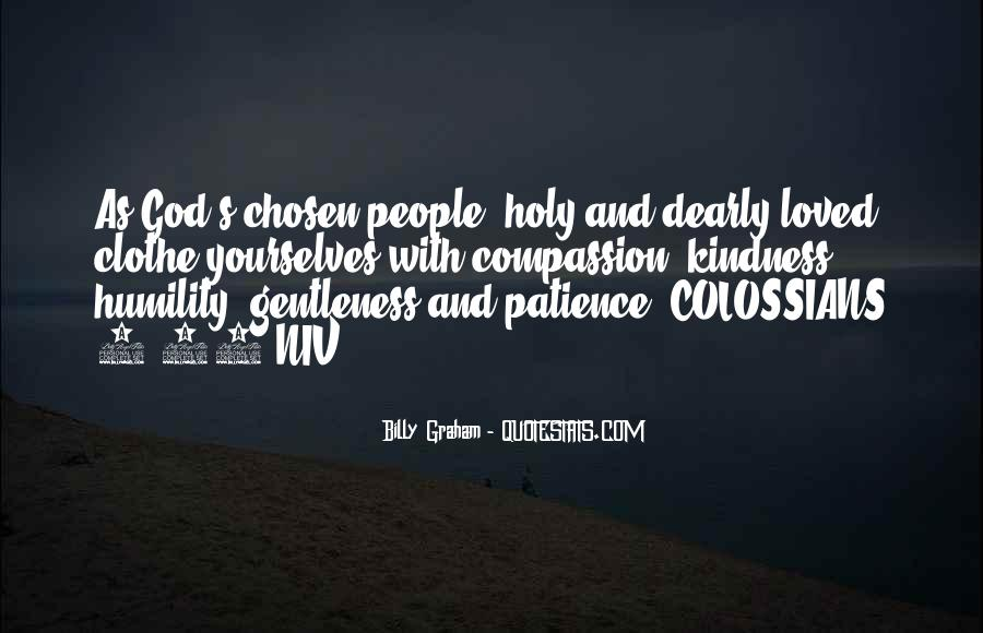 Quotes About Humility And Patience #1008683