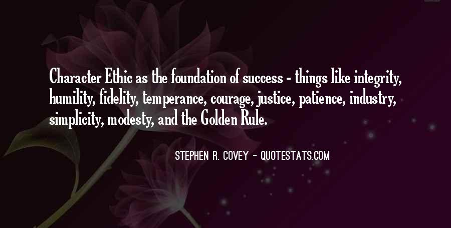 Quotes About Humility And Patience #1129319