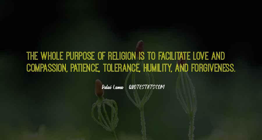 Quotes About Humility And Patience #1140022
