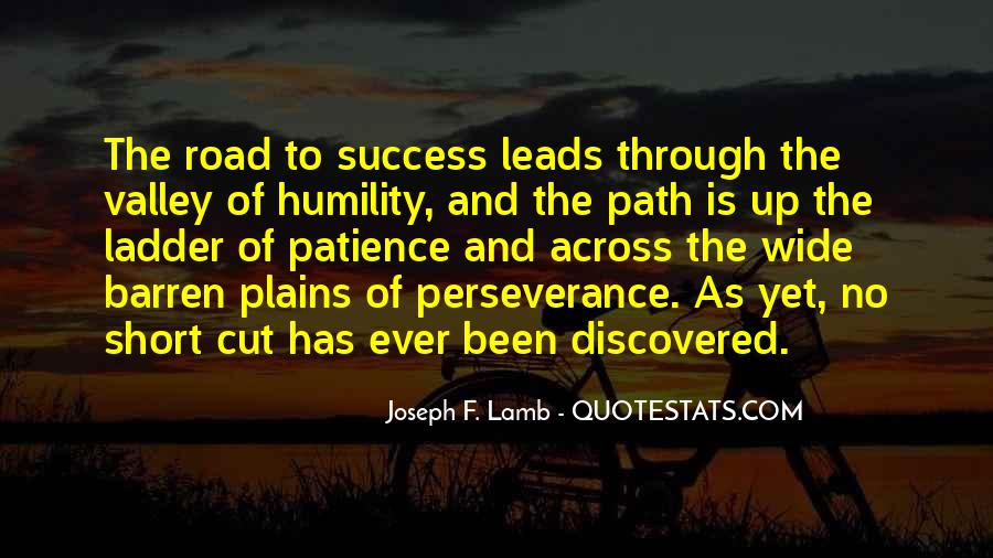 Quotes About Humility And Patience #1552490