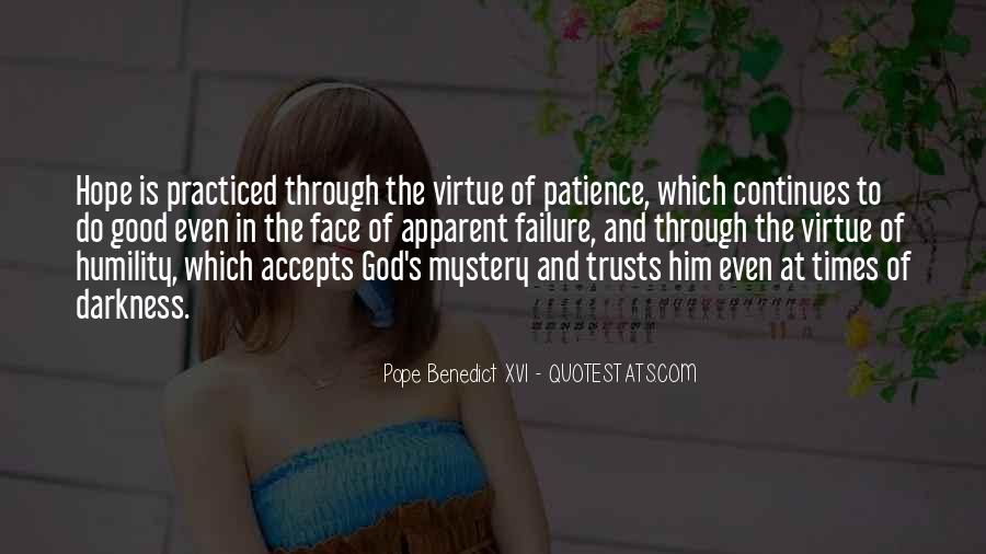 Quotes About Humility And Patience #744175