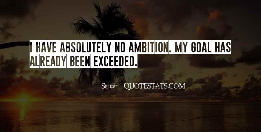Exceeded Quotes #1541496