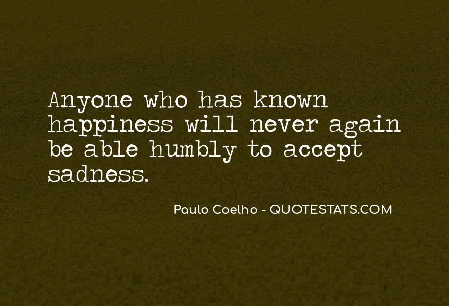 Quotes About Humbly #231041