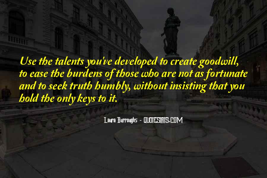 Quotes About Humbly #339226