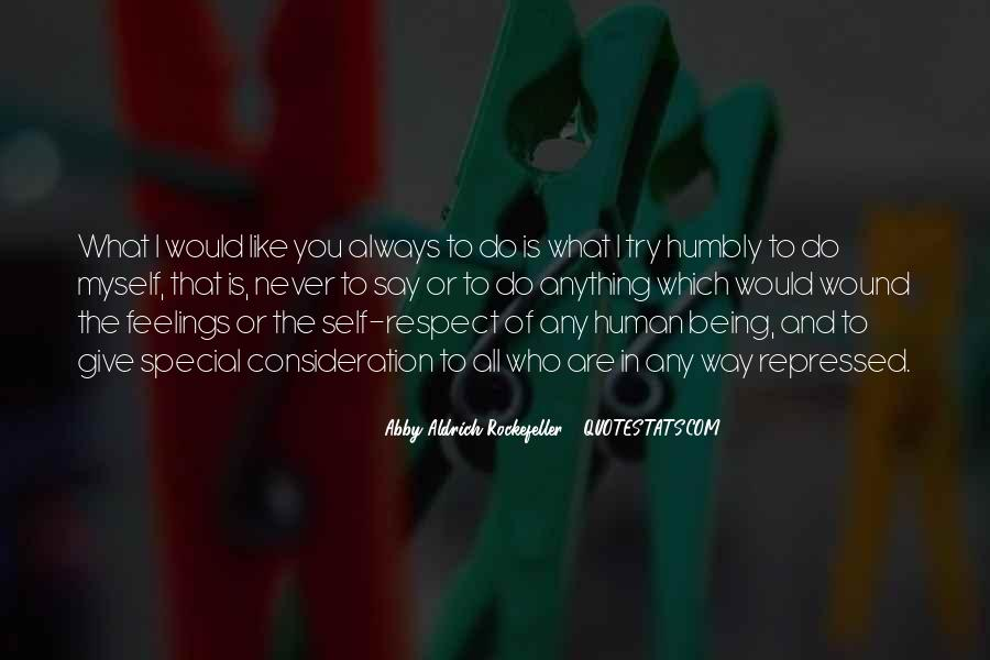 Quotes About Humbly #365255