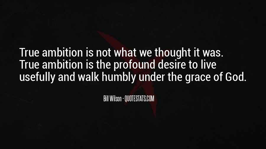 Quotes About Humbly #856809