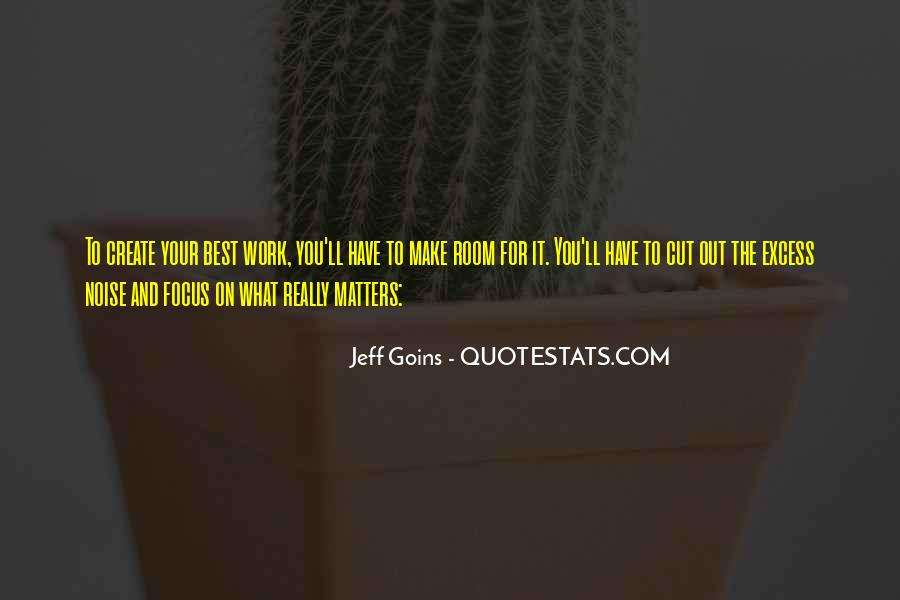 Excess Work Quotes #811775