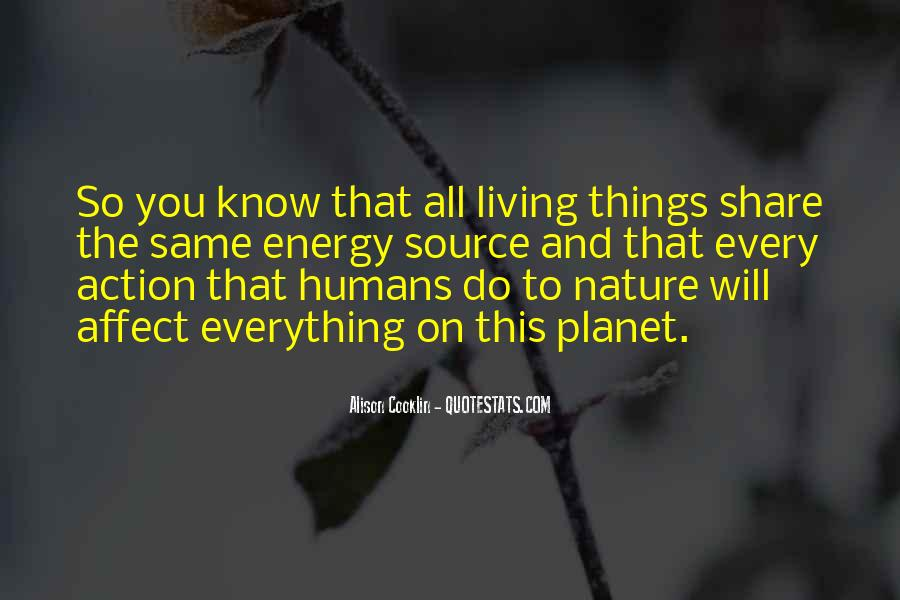 Quotes About Humans Nature #141871