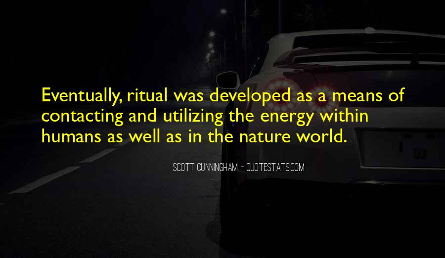 Quotes About Humans Nature #168249