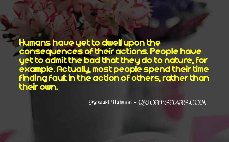 Quotes About Humans Nature #190947