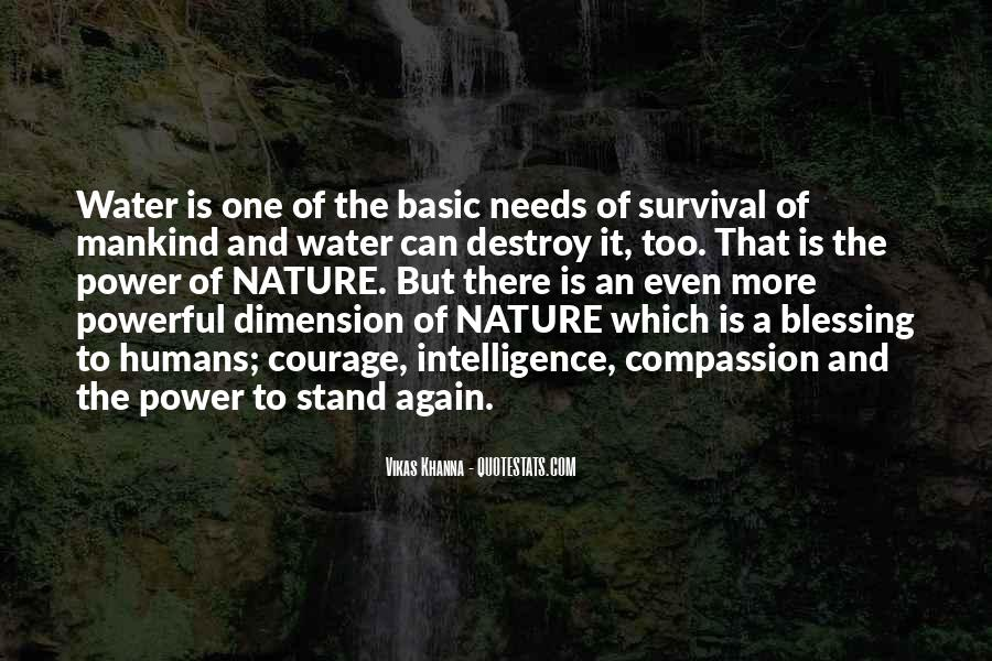 Quotes About Humans Nature #324600