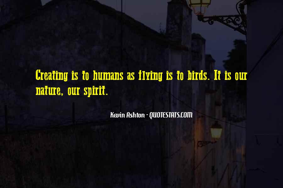 Quotes About Humans Nature #324829