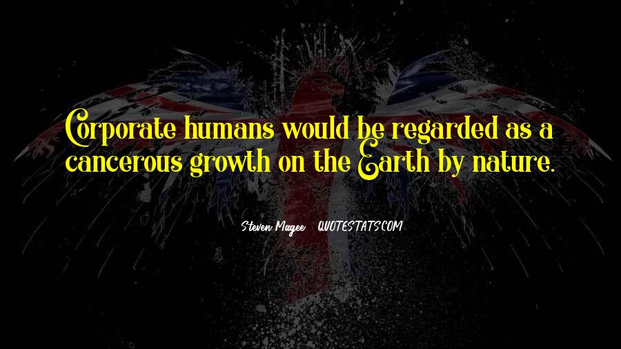 Quotes About Humans Nature #348295