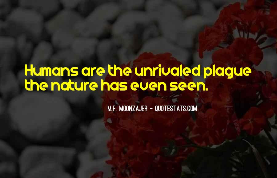 Quotes About Humans Nature #439713