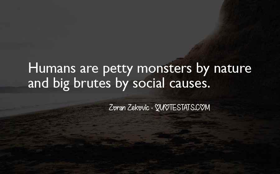 Quotes About Humans Nature #445564