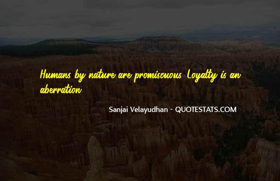 Quotes About Humans Nature #45517