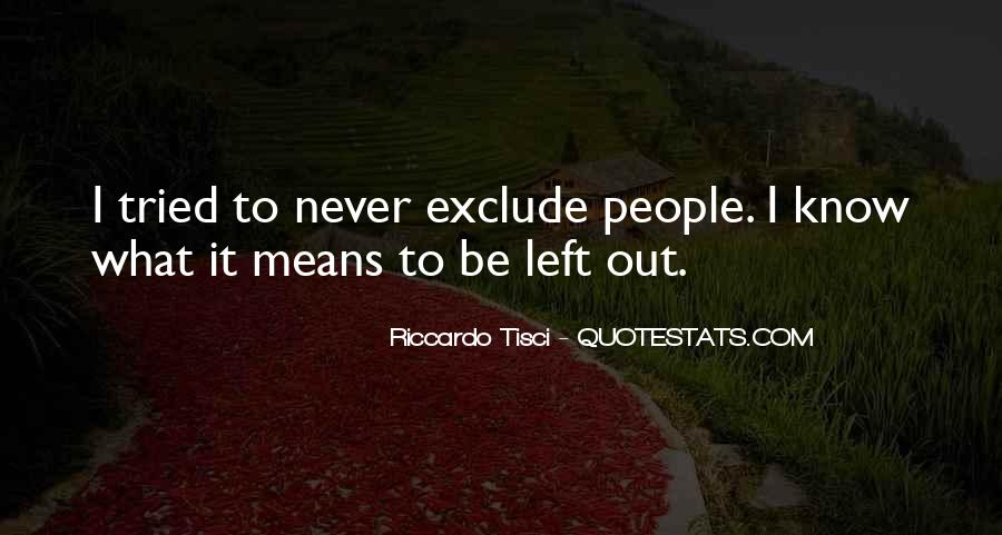 Exclude Quotes #1012589