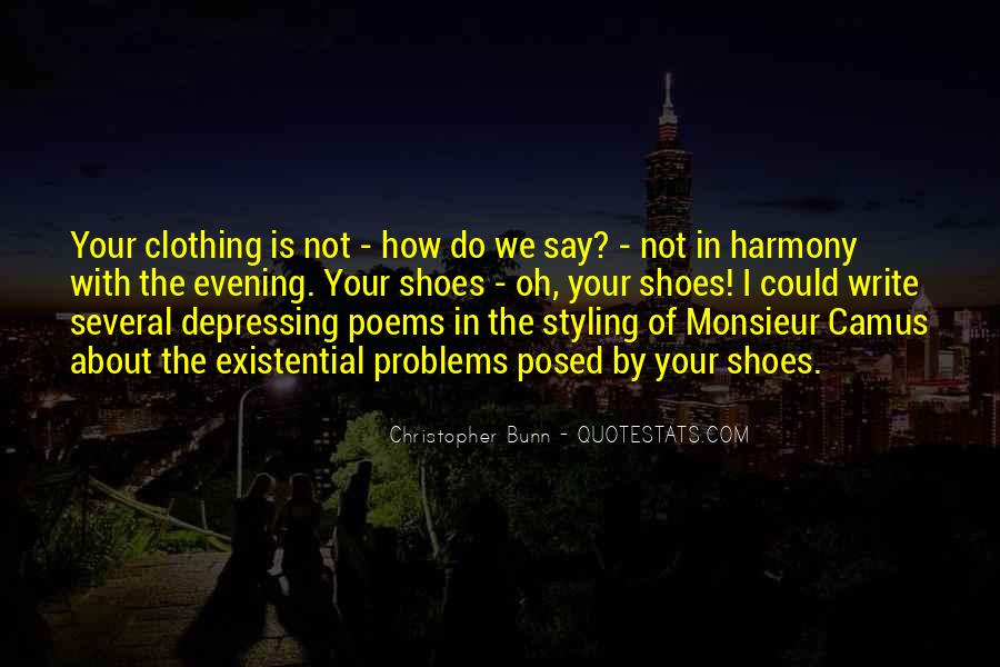 Existential Quotes #365224