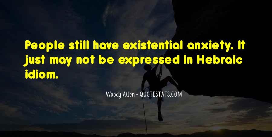 Existential Quotes #443738