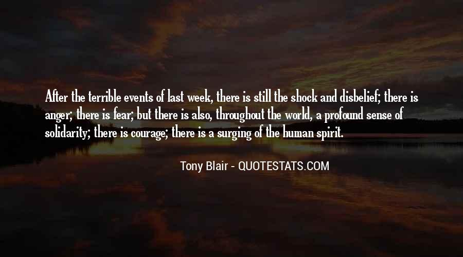 Quotes About Human Solidarity #1057893