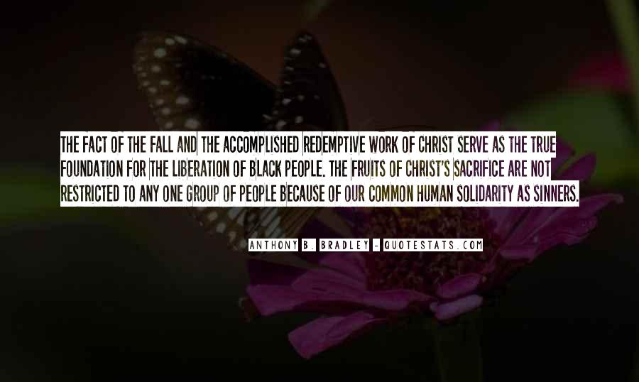 Quotes About Human Solidarity #943157