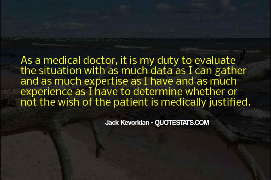 Experience And Expertise Quotes #1817180