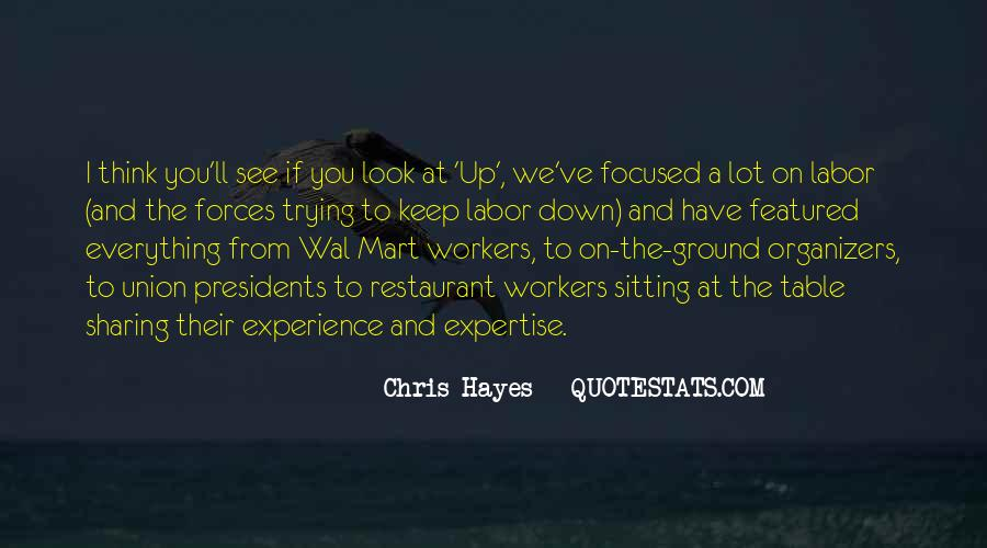 Experience And Expertise Quotes #240312
