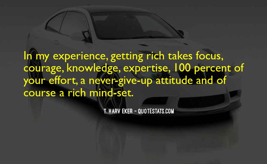 Experience And Expertise Quotes #362270