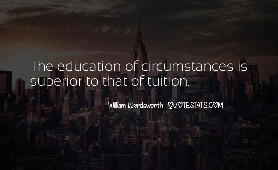 Experience Is The Best Education Quotes #122396