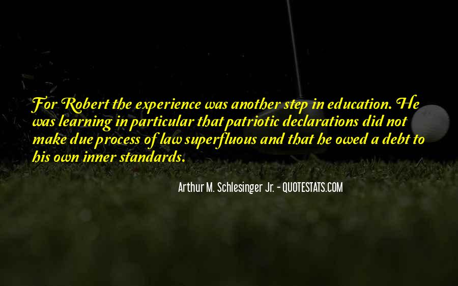 Experience Is The Best Education Quotes #137897