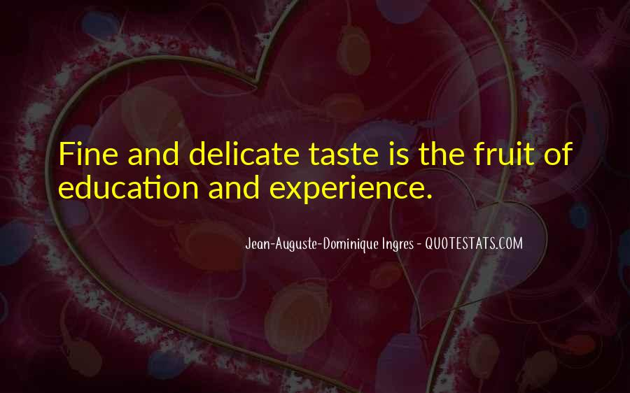 Experience Is The Best Education Quotes #210289