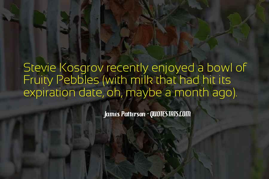 Expiration Date Quotes #1145506