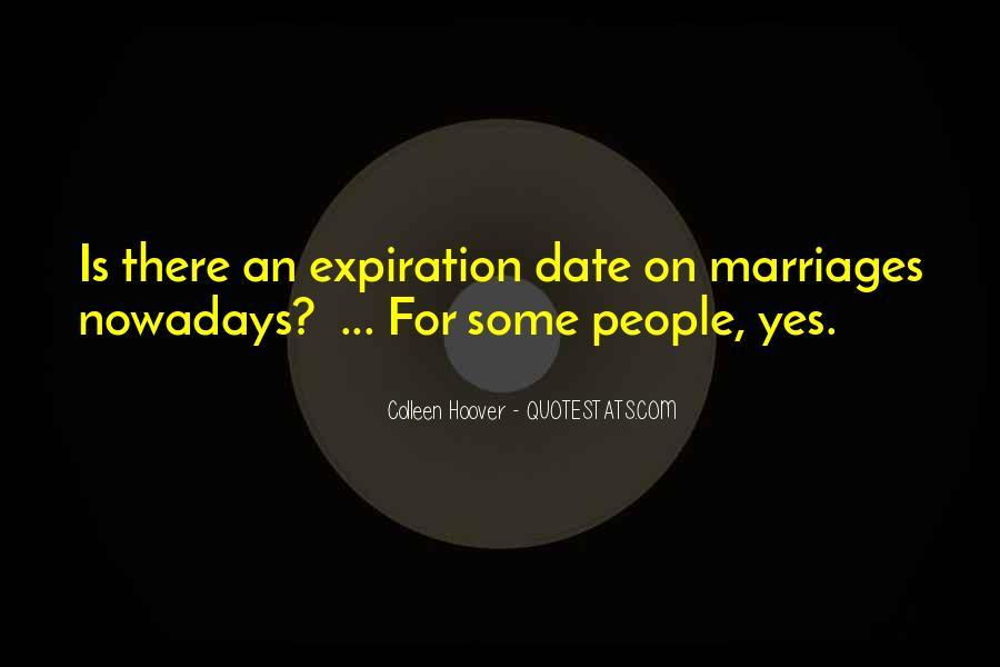 Expiration Date Quotes #276600