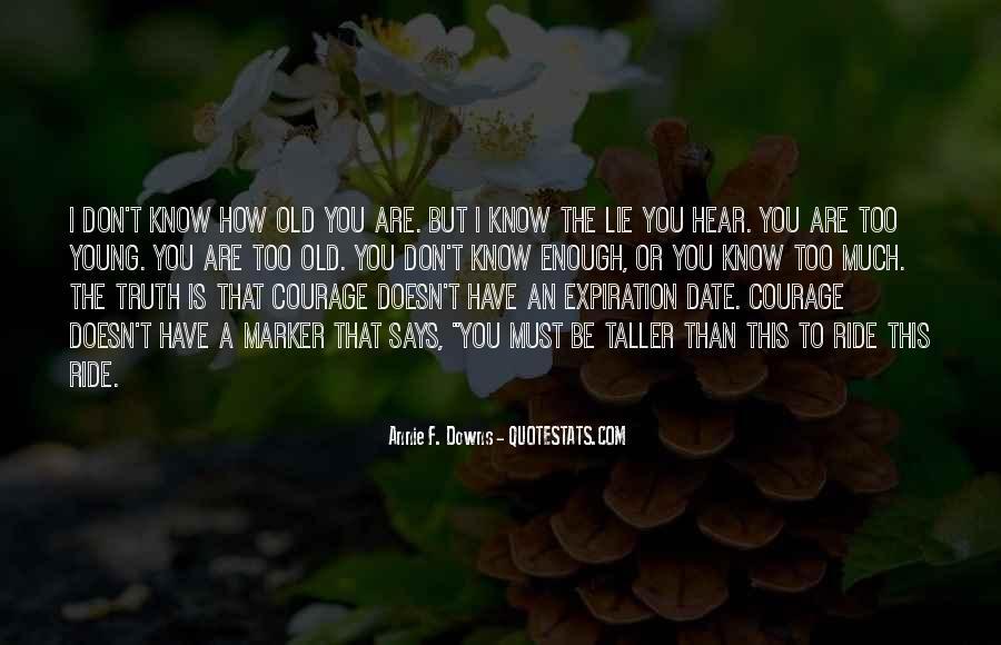 Expiration Date Quotes #416753