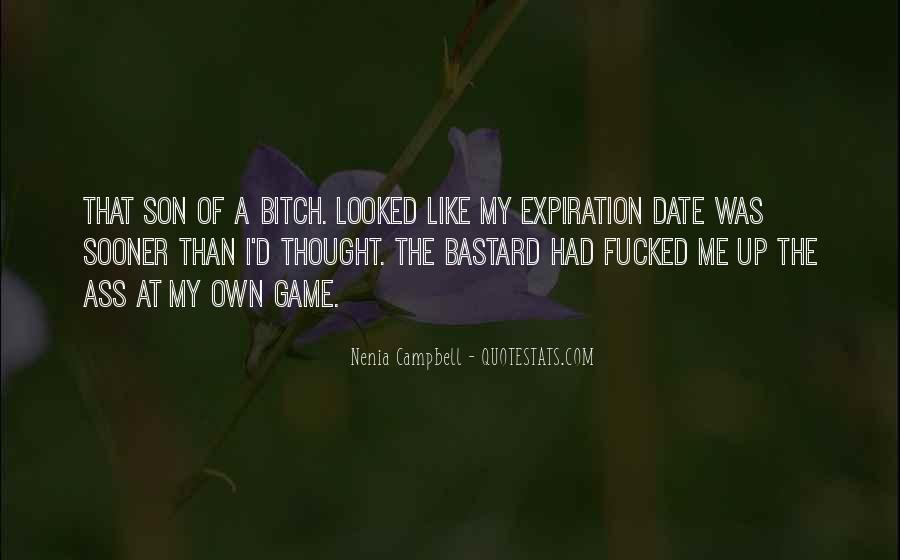 Expiration Date Quotes #627715
