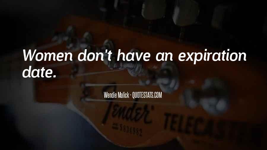 Expiration Date Quotes #742171