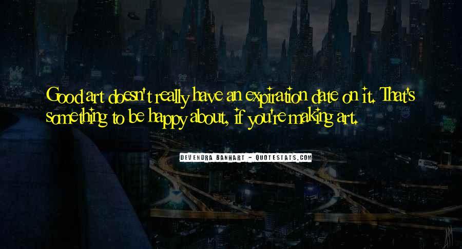 Expiration Date Quotes #864254