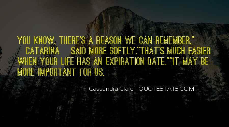 Expiration Date Quotes #871218