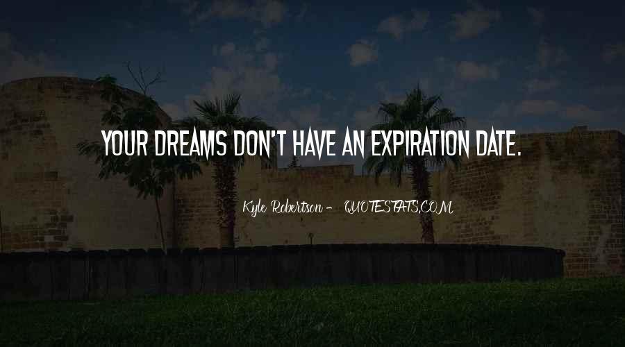 Expiration Date Quotes #872501