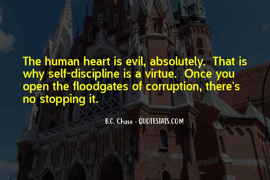 Quotes About Human Evil #145099