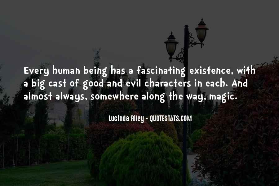 Quotes About Human Evil #241034