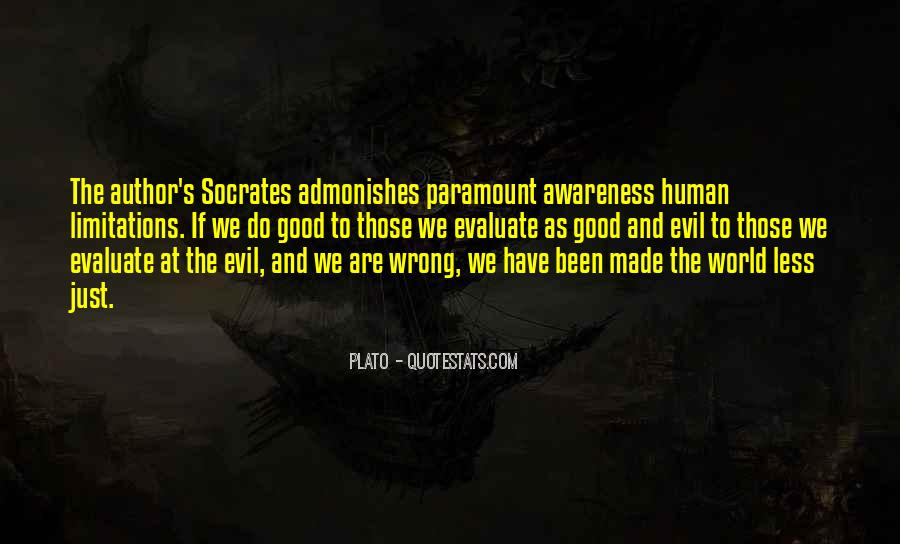 Quotes About Human Evil #286463