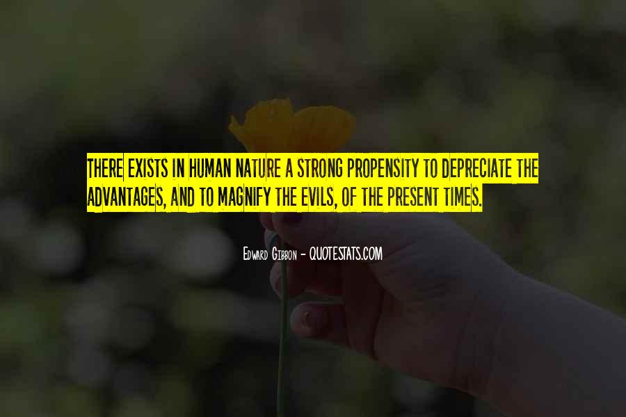 Quotes About Human Evil #327001