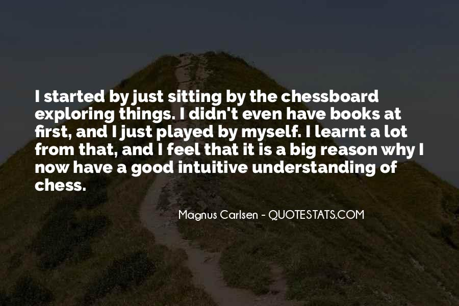 Exploring Myself Quotes #1120371